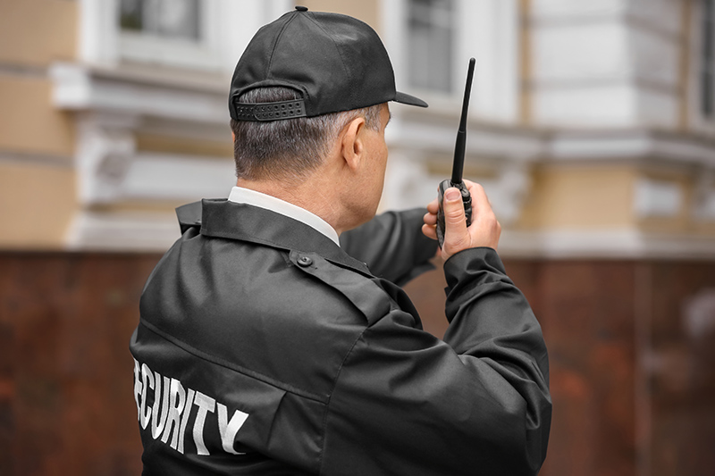 How To Be A Security Guard Uk in UK United Kingdom