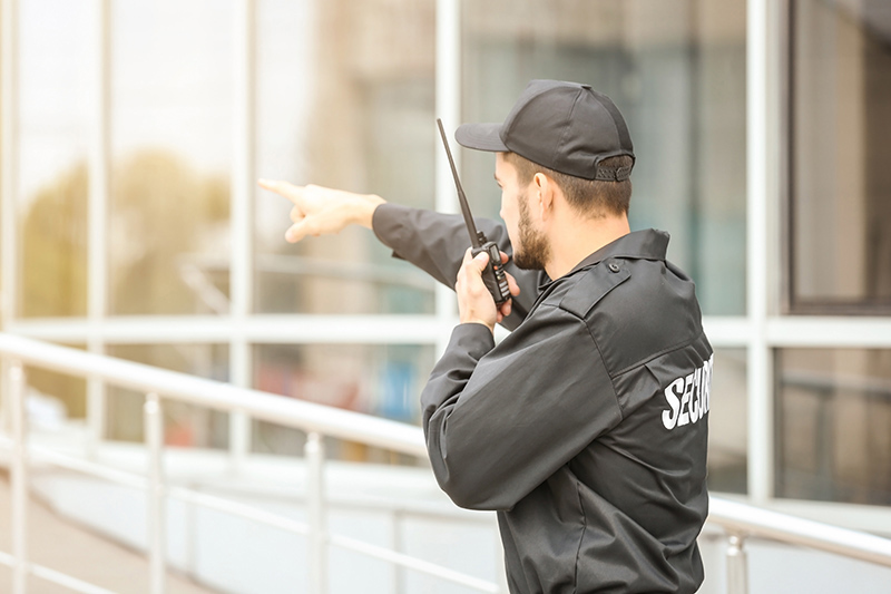 Security Guard Hiring in UK United Kingdom