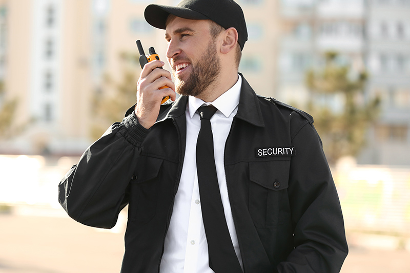 Security Guard Job Description in UK United Kingdom