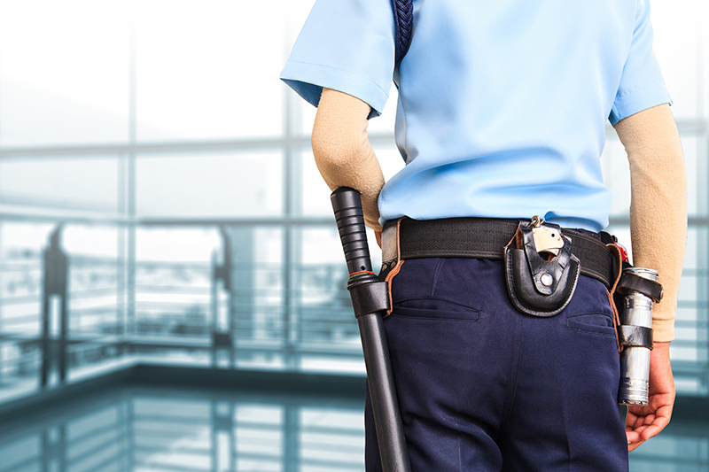 Security Guard Uniform in UK United Kingdom